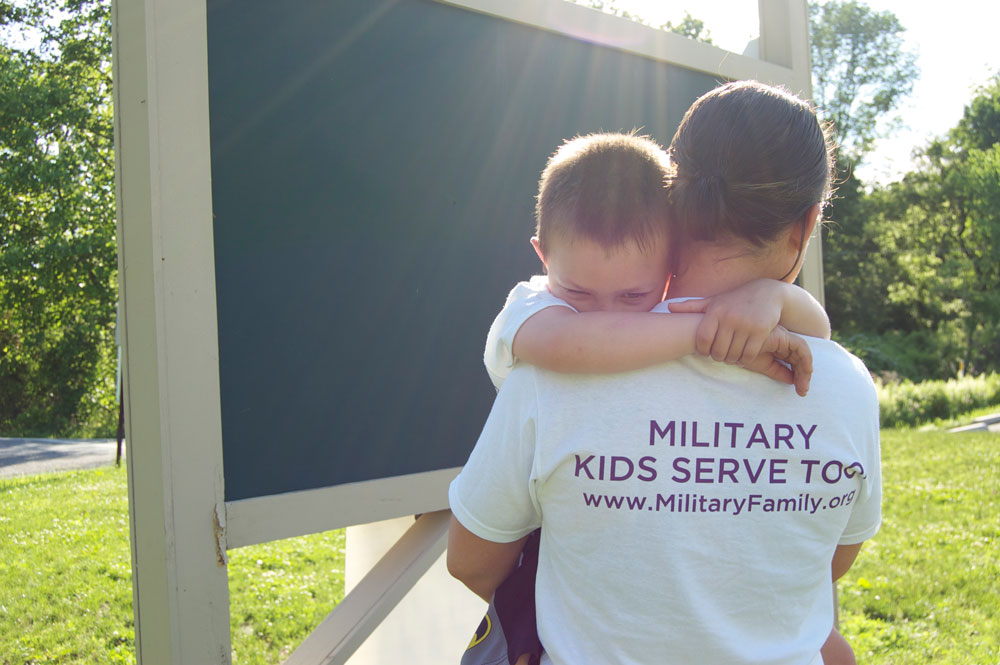 Operation Purple Buddy Camp Puts Military Kids at the Center of the Universe
