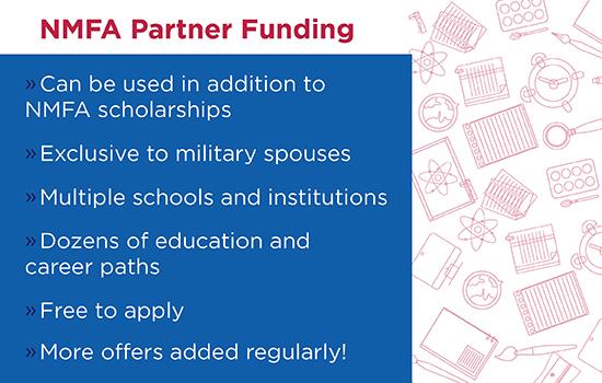 2022 NMFA Partner Funding