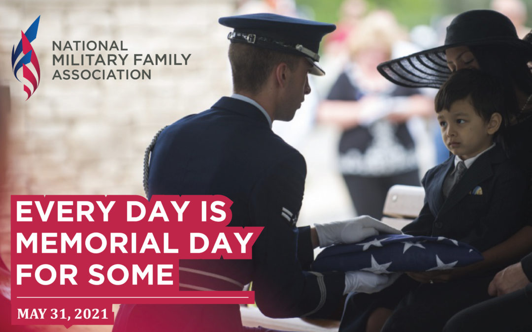 Every Day Is Memorial Day For Some