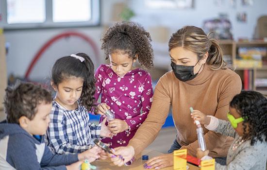 Child Care 550x350