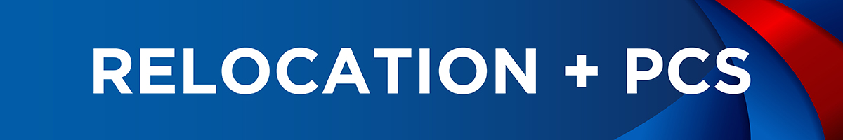 Relocation + PCS Hero