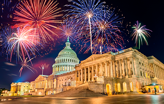 """3 Reasons to Stay Home and Watch """"A Capitol Fourth"""""""