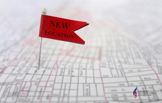 PCS: New location