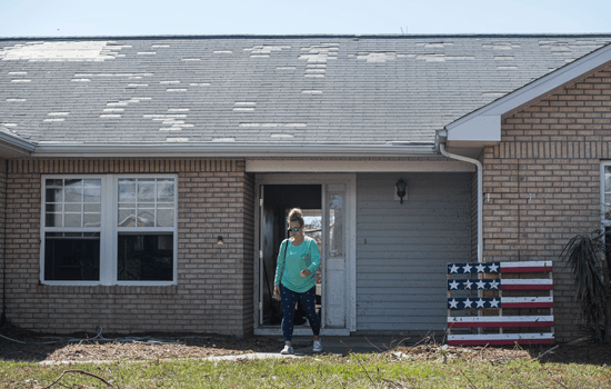 Military Families Face 'Unlivable' Conditions in Installation Housing Around the Country