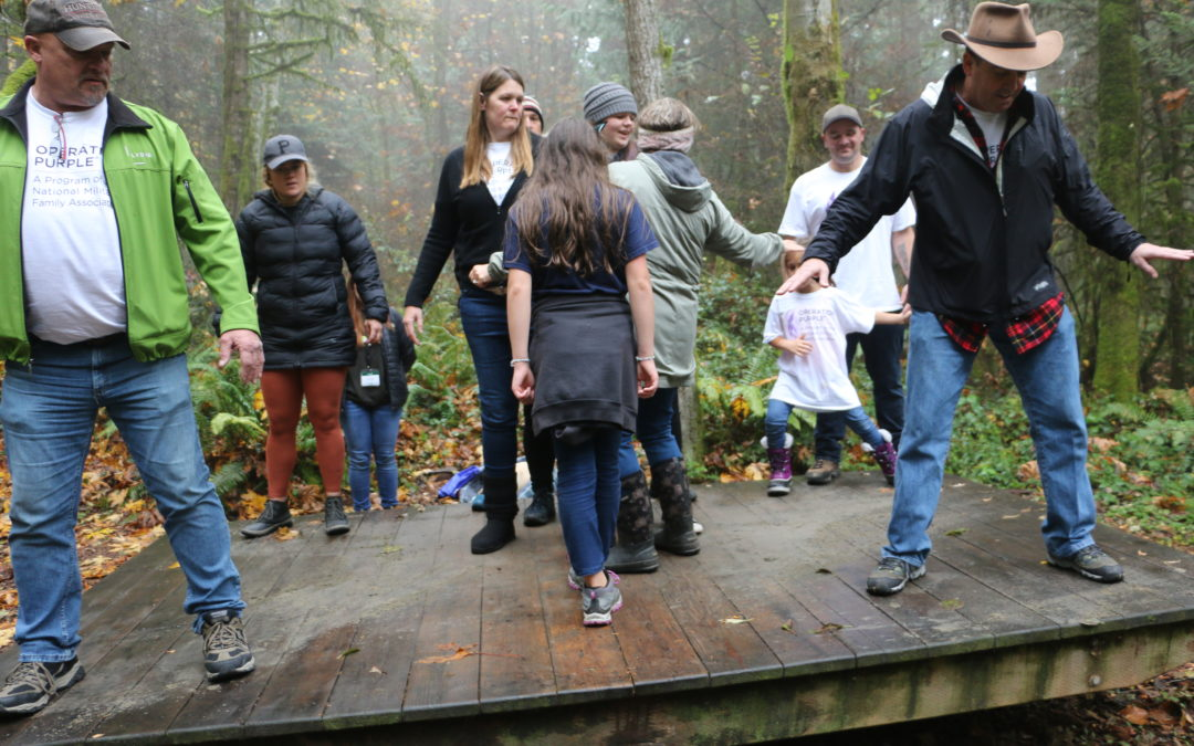 Healing Adventures Connects and Recharges Injured Warriors and Families