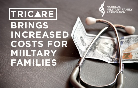 New TRICARE Co-Pays Leave Military Families in Sticker Shock